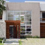 Arquiteta Maira Del Nero – CASA RIVIERA – Revestimento: Cinza Vulcão