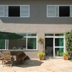 Residencia Morumbi SP Revestimento: Cinza