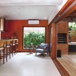 Studio de Arquitetura Renata Pascucci e Carlito - PROJETO MARESIAS - Revestimento: Terracota